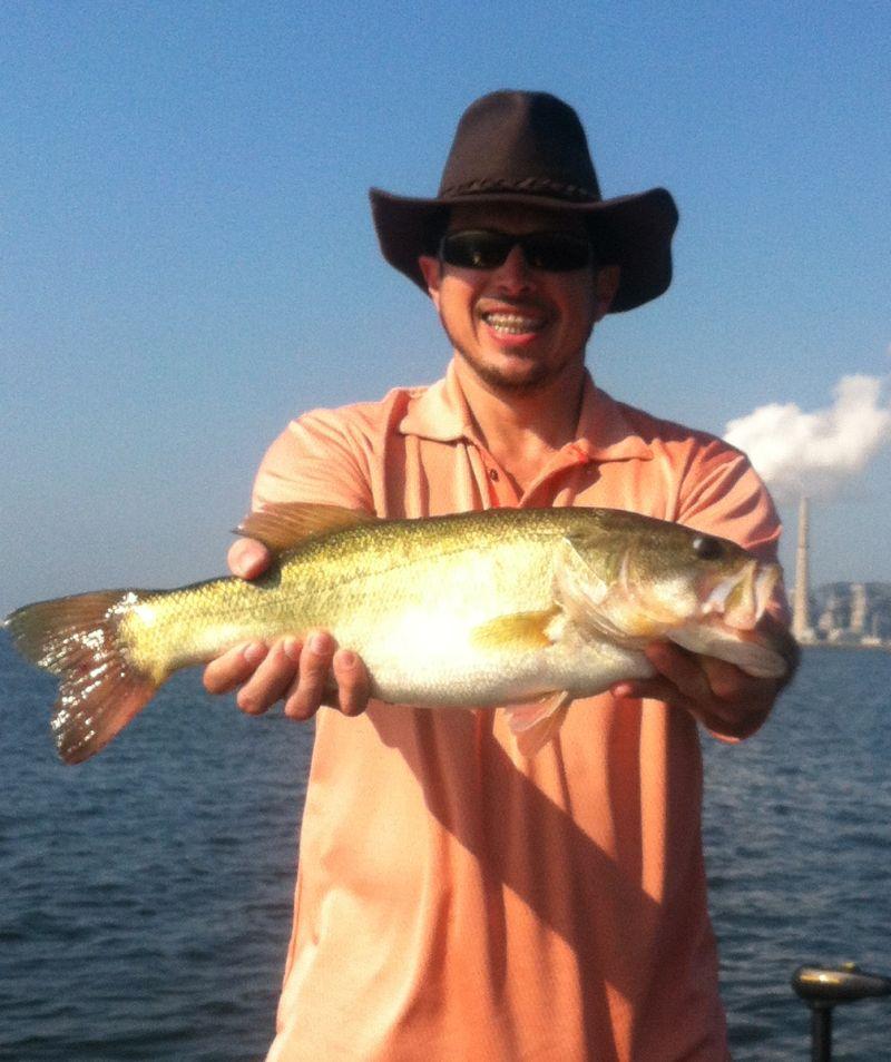 O2 bassman austin for June lake fishing report