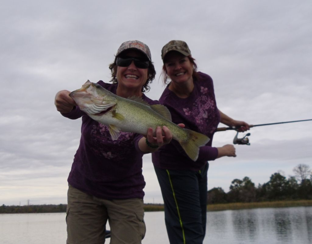 lake bastrop fishing report december 16th 2012